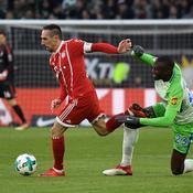 Le Bayern s'impose à l'arraché à Wolfsburg