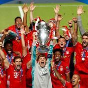 Le triplé du Bayern Munich