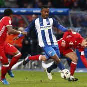 Coronavirus : Salomon Kalou suspendu par le Hertha Berlin pour une vidéo polémique