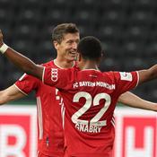 Le Bayern Munich décroche sa 20e Coupe d'Allemagne