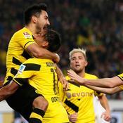 Dortmund surfe sur la vague du succès