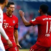 Le Bayern à 1000 à l'heure