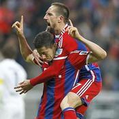 Le Bayern a tremblé