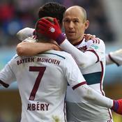 Le Bayern Munich en mode destructeur