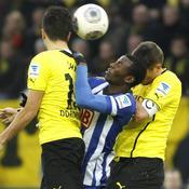 Borussia Dortmund - Hertha Berlin 1-2
