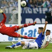 Schalke 04 - Bayern Munich 0-4