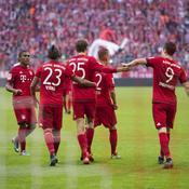 Les 5 choses que vous avez manqué lors de la 10e journée de Bundesliga