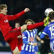 Hertha Berlin - Bayer Leverkusen 0-1