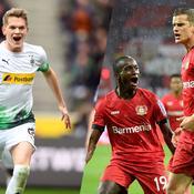 M'Gladbach-Leverkusen, un fauteuil pour deux en Ligue des champions