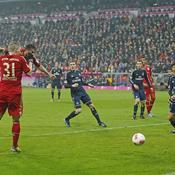Bayern Munich - Hambourg 9-2