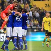 Schalke s'offre Dortmund, le Bayern petits bras