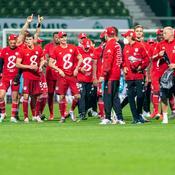Vidéo : les huit titres consécutifs du  Bayern Munich depuis 2013