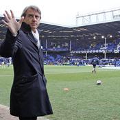 Roberto Mancini Manchester City