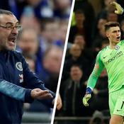Chelsea : Sarri «ne veut pas tuer» son gardien Kepa après sa «grosse erreur»