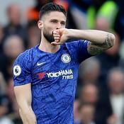 Comme attendu, Giroud a prolongé à Chelsea