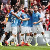 Le Community Shield pour Manchester City, vainqueur de Liverpool aux tirs au but