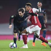 Les Citizens enfoncent Arsenal en Coupe de la Ligue