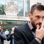 Hugo Lloris écope de 50.000 livres d'amende et d'une suspension de permis de 20 mois