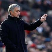 Mourinho avec Manchester United