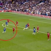 Le but du week-end : Kanté signe un chef d'oeuvre contre Liverpool