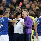Le carton rouge de Son retiré, malgré la blessure de Gomes