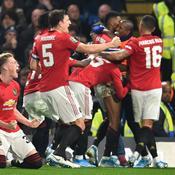 Manchester United écarte Chelsea