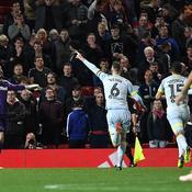 League Cup : Manchester United éliminé par le Derby County de Lampard