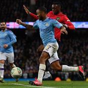 League Cup : Manchester City s'incline contre United mais disputera la finale
