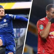 Leicester - Manchester United : duel d'ambitieux