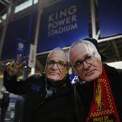 Ranieri au stade