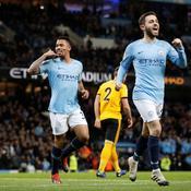 Les plus beaux buts de Manchester City contre Wolverhampton