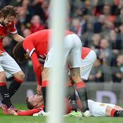 Manchester United met Tottenham KO
