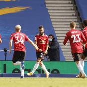 Manchester United signe un succès fou à Brighton