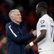 Didier Deschamps et Moussa Sissoko