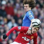 Javier Hernandez (Manchester United) - David Luiz (Chelsea)