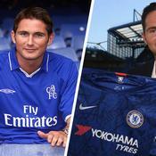 Nommé entraîneur, Lampard renoue le fil de sa légende avec Chelsea