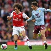 Premier League : Arsenal-Aston Villa en direct