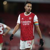 Aubameyang se rate, Arsenal s'enfonce un peu plus