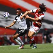 Arsenal sauve les meubles contre Fulham