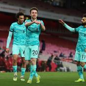 Diogo Jota réveille Liverpool et éteint Arsenal
