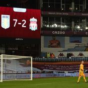 Liverpool atomisé ... 7-2 par Aston Villa