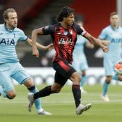 Tottenham accroché à Bournemouth
