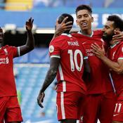 Vainqueurs à Chelsea, Liverpool et Mané marquent d'entrée leur territoire