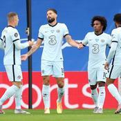 Précieuse victoire de Chelsea à Crystal Palace