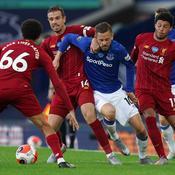 Pas de vainqueur dans un terne derby entre Everton et Liverpool