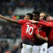 Manchester United ne s'arrête plus, Chelsea freiné