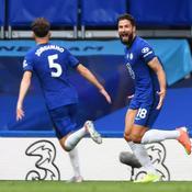 Giroud et Chelsea décrochent leur billet pour la C1, Manchester United aussi