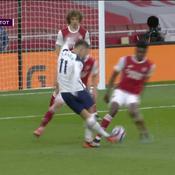 Premier League : Lamela signe le but de l'année… et se fait expulser