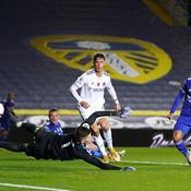 Leeds corrigé par Leicester