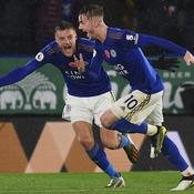 Quatre à quatre, Leicester domine Arsenal